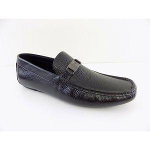 ROBERTO CAVALLI Black Mens Shoes Size 12M (45)